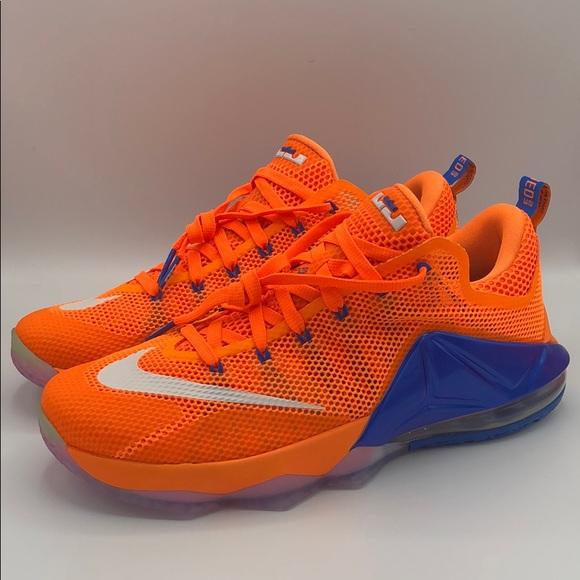 sale retailer 3d52d 44b95 Nike Lebron James Xii Low (12) The Twelve Size 11